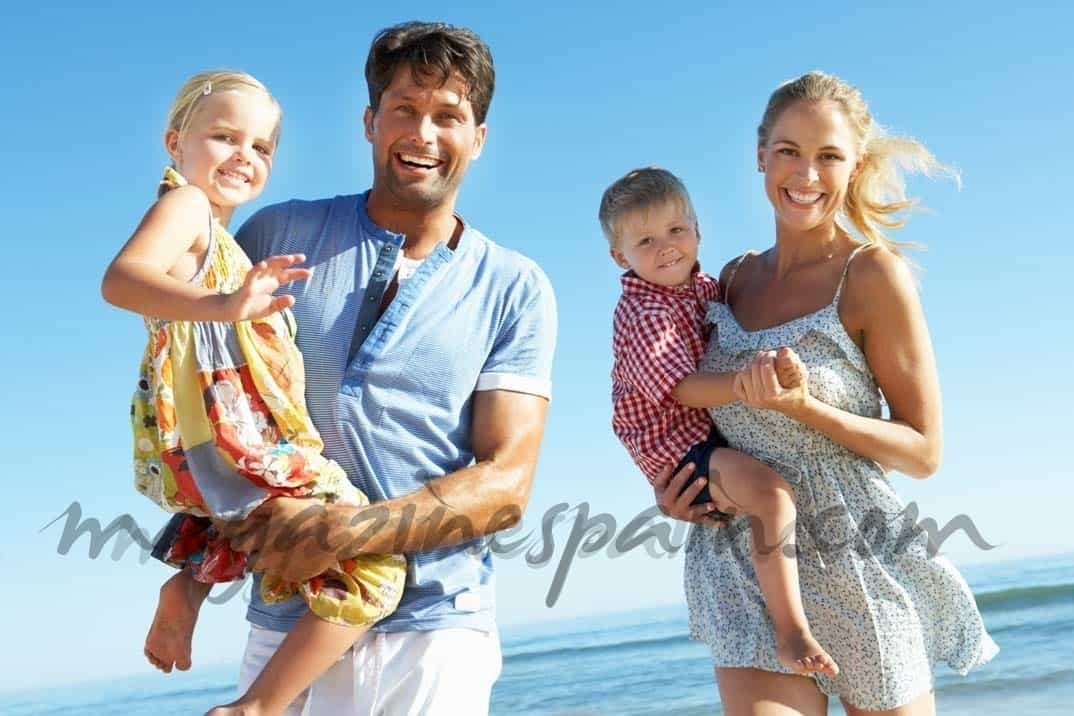 Especial viajes para familias en junio