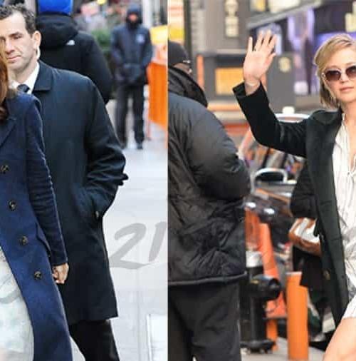 Los abrigos que causan furor entre las celebrities