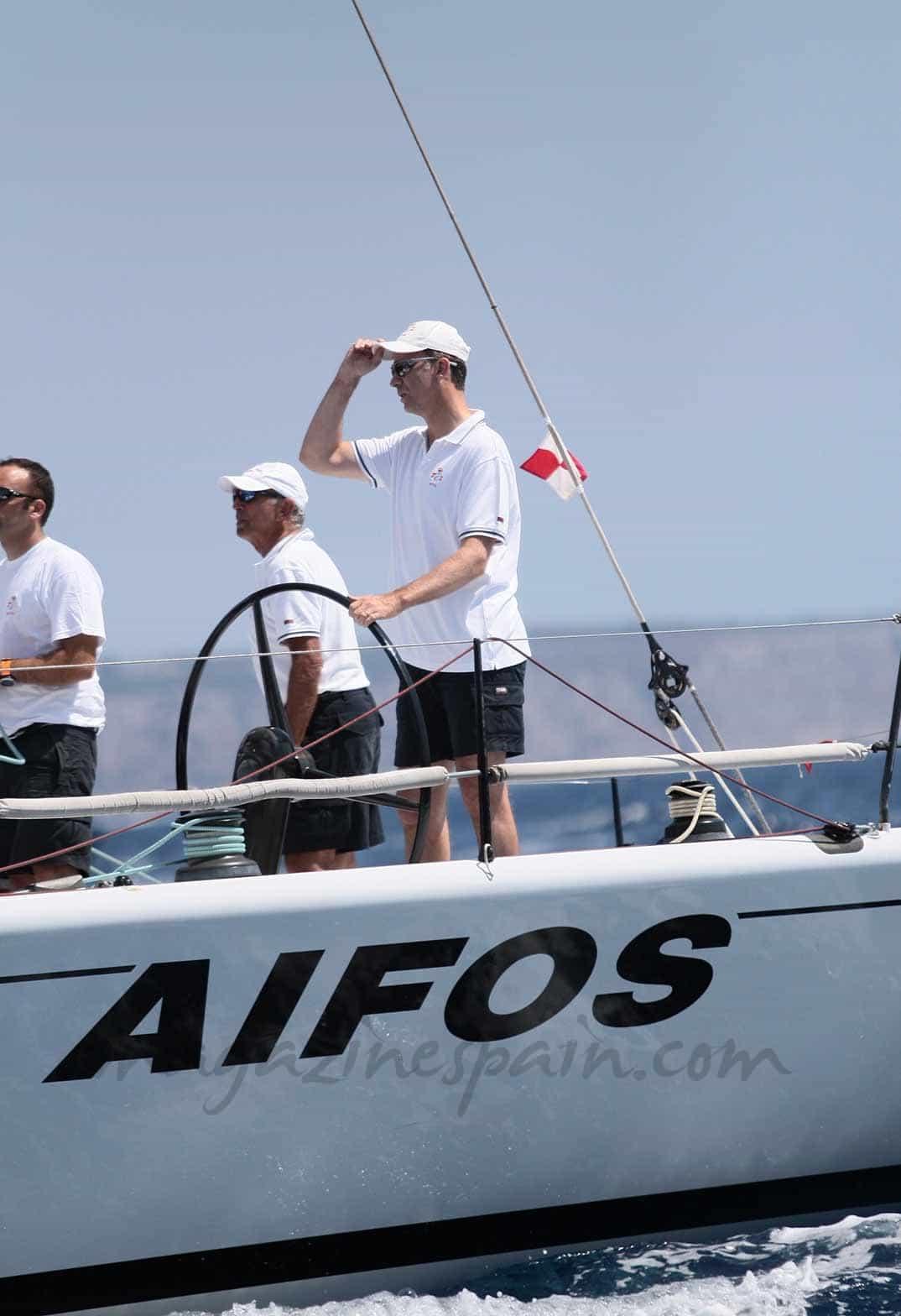 Felipe-VI-en-las-regatas