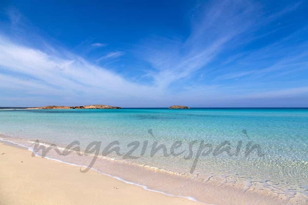 Ses Illetes, Formentera (Islas Baleares)