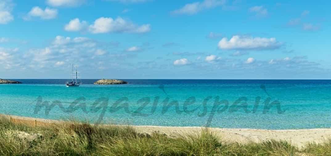En Formentera, la quinta playa mejor del mundo