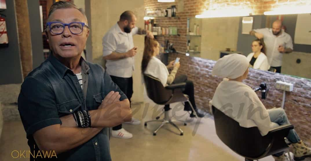 Fran Larrañaga en Lonza