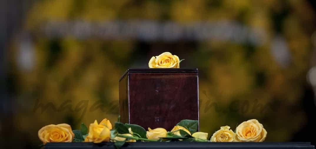 Emotivo funeral a Gabo en México