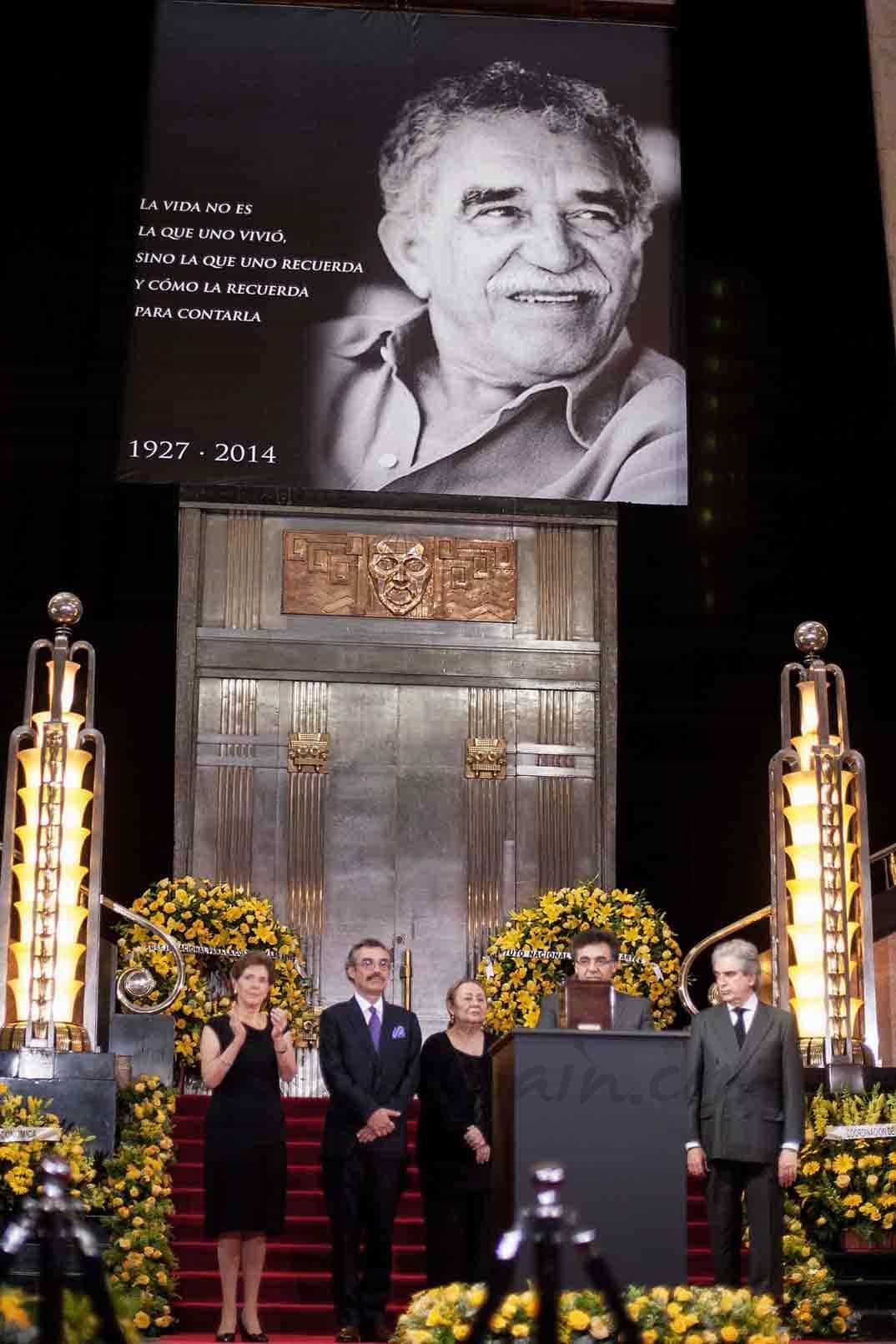 Familiares Gabriel-Garcia-Márquez