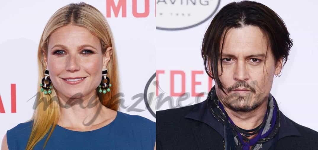 Johnny Deep y Gwyneth Paltrow dúo de lujo