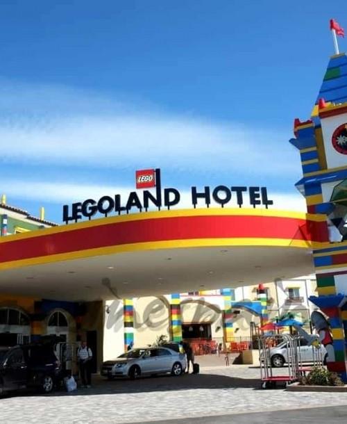 Hotel Legoland, un sueño hecho realidad