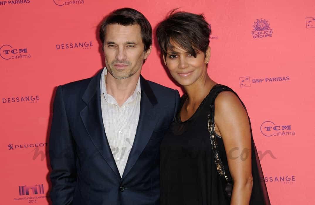 Halle Berry y Olivier Martinez, se han casado