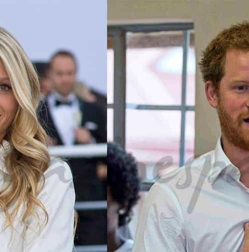 Príncipe Harry y  Olimpia de Grecia … ¿Juntos?