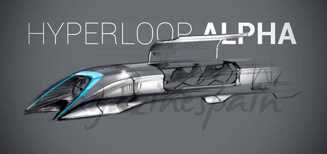 Hyperloop: San Francisco a Los Ángeles en 30 minutos