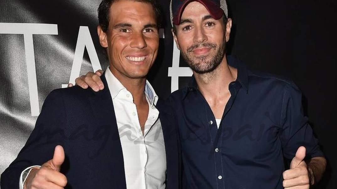 Rafa y Enrique