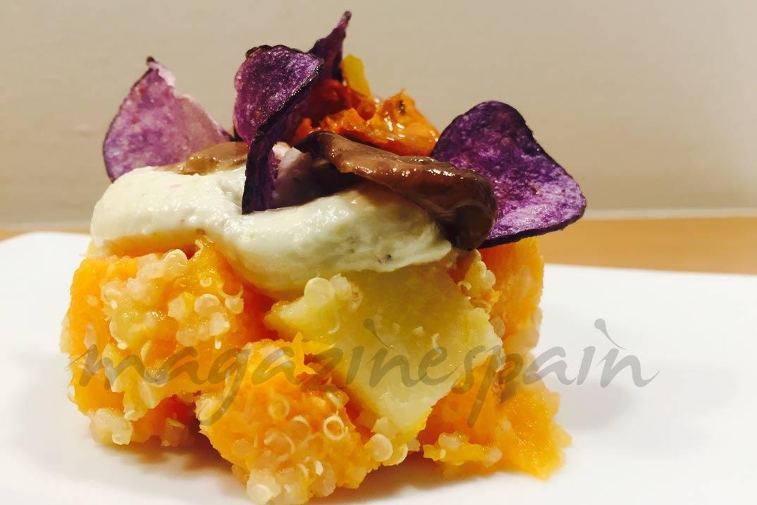 ensalada Oslo con patata