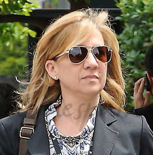Imputada la Infanta Cristina, declarará el 8 de Marzo