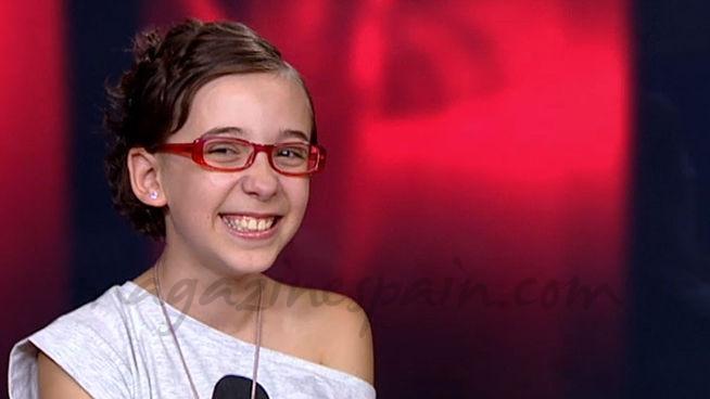 Iraila, «La Voz Kids», tendrá una ONG con su nombre
