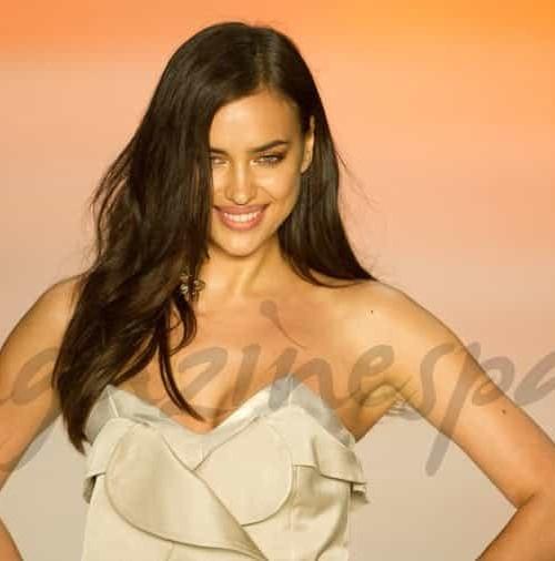 Irina Shayk se desnuda en su primera película
