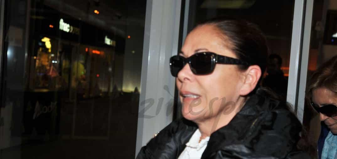 Isabel Pantoja ingresa en prisión