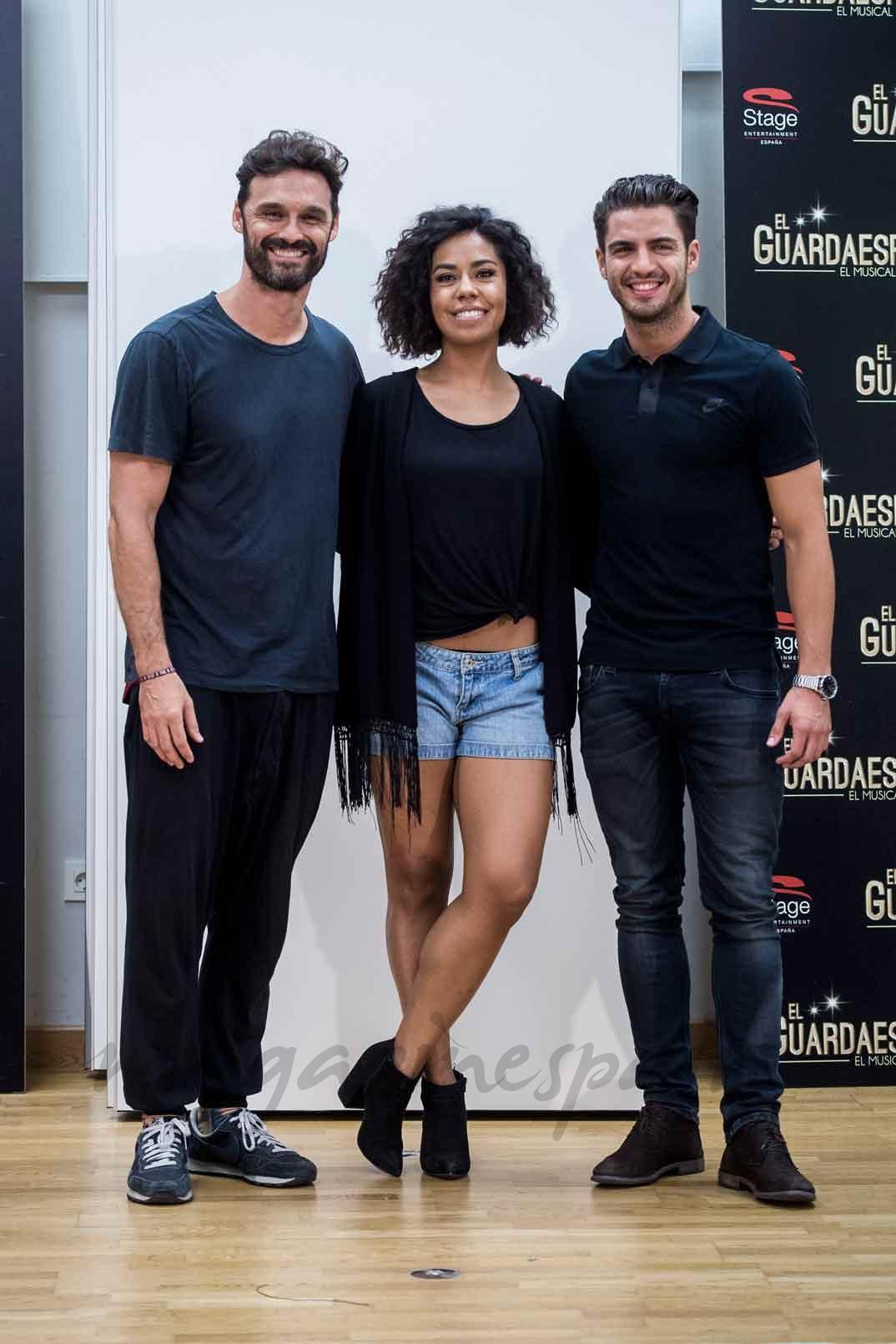 ¿Cuánto mide Maxi Iglesias? - Altura Ivan-Sanchez-Fela-Dominguez-y-Maxi-Iglesias-1