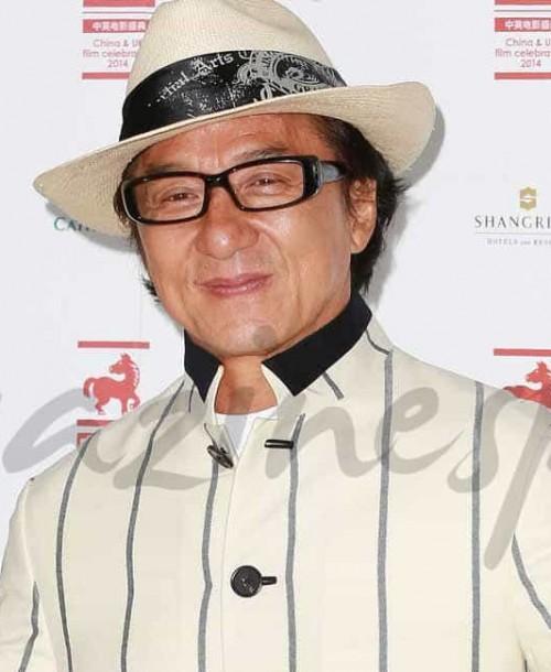 El primer Óscar de Hollywood, para Jackie Chan