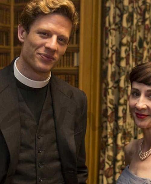 """Grantchester"", la serie británica que llega a Paramount Channel"