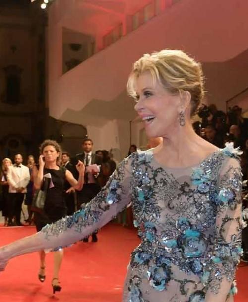 Venecia rinde homenaje a Robert Redford y Jane Fonda