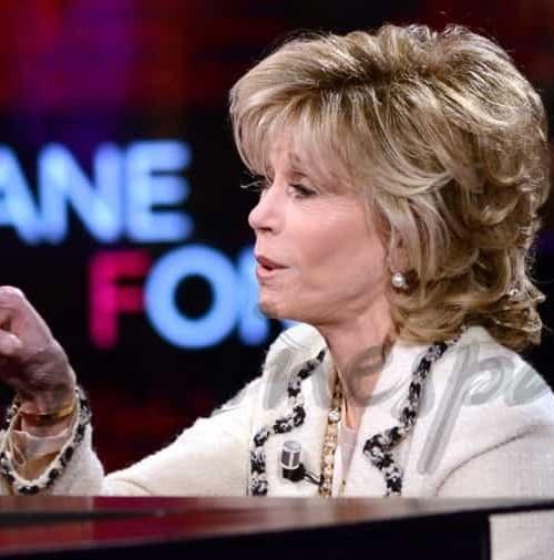 Los magníficos 77 años de Jane Fonda