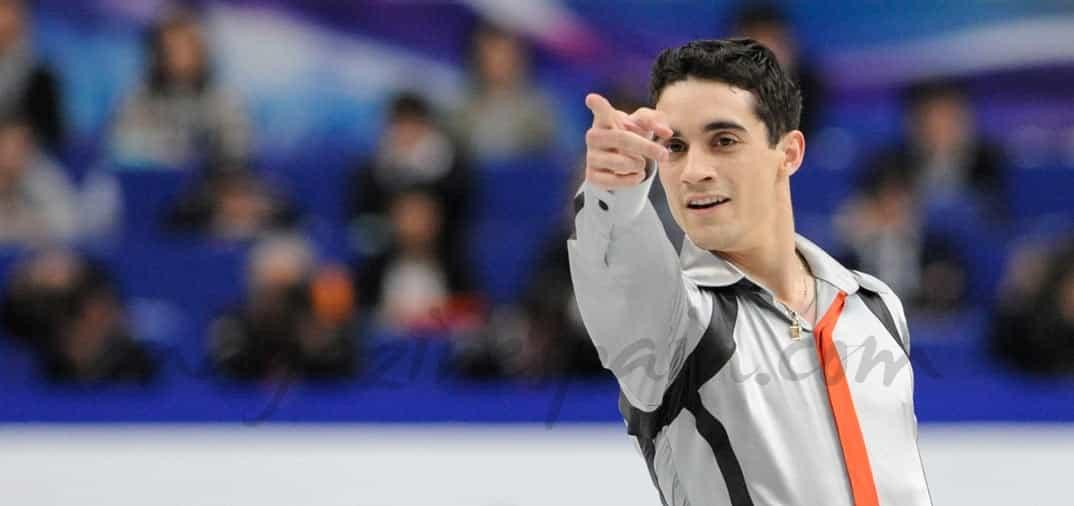 Javier Fernandez, bronce en el Mundial de Patinaje sobre hielo