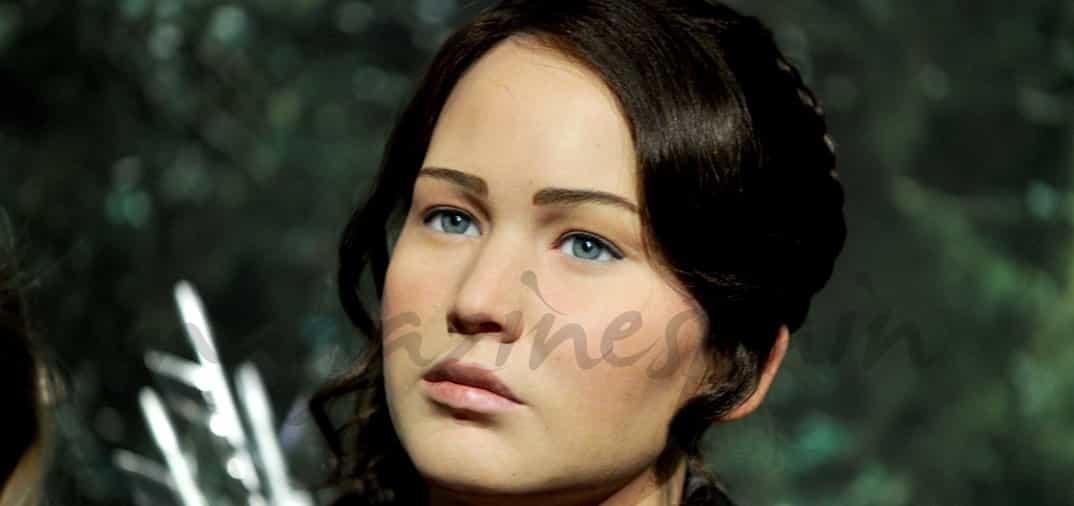 Jennifer Lawrence inmortalizada por «Los juegos del hambre»