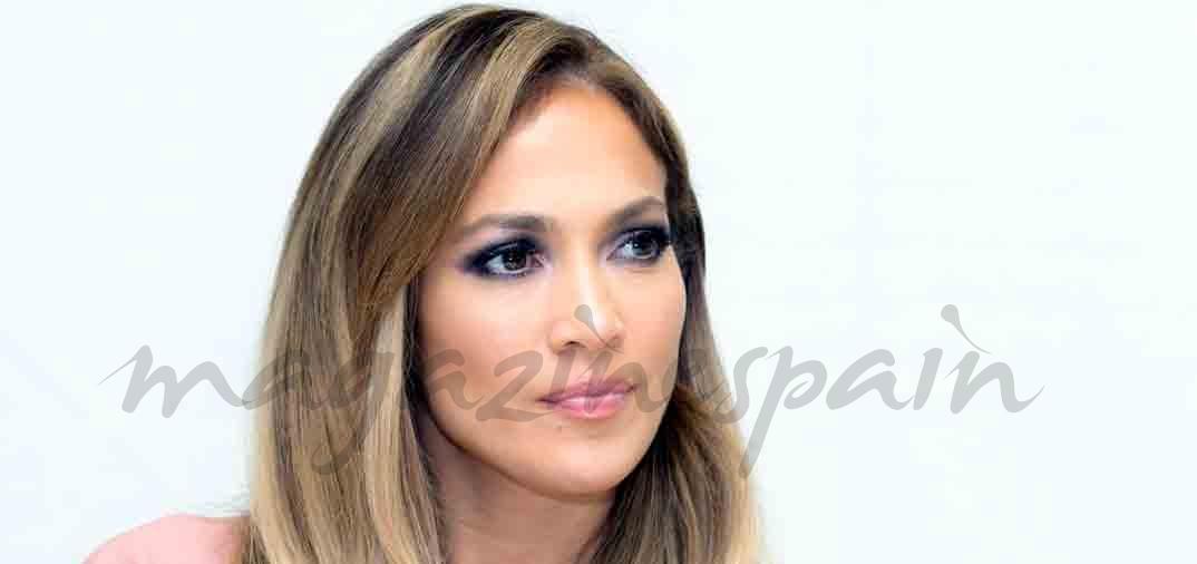 Impresionante Jennifer López