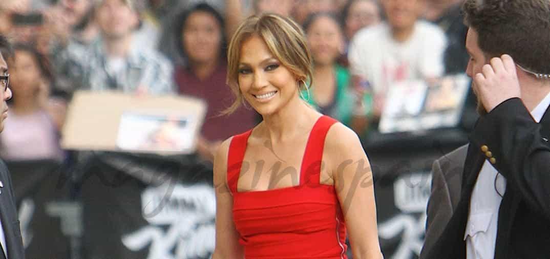 Jennifer López estrena «Booty» en la Gran Manzana