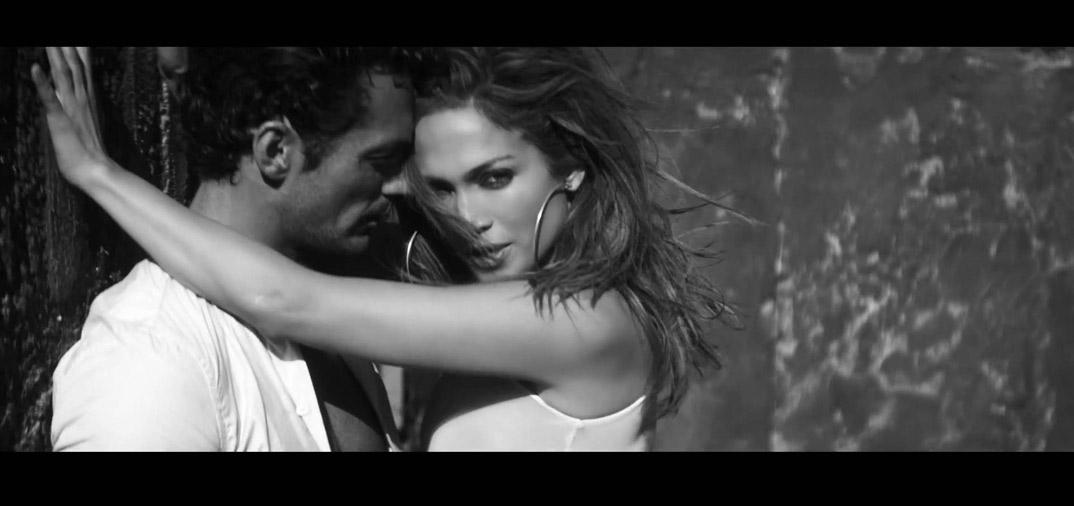 Jennifer López se deja seducir por David Gandy