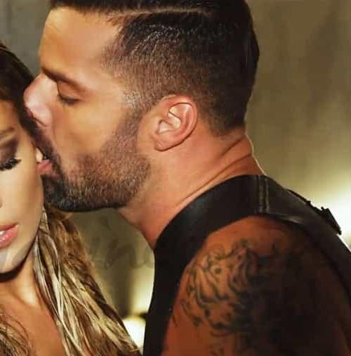 Jennifer Lopez y Ricky Martin calientan la música