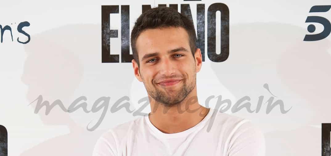 Jesús Castro, de estudiante de electrónica, a estrella cinematográfica