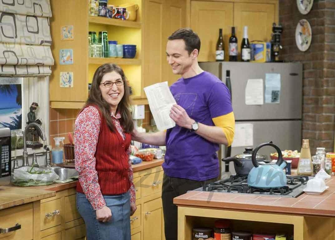 Jim Parsons, Mayim Bialik - The Big Bang Theory