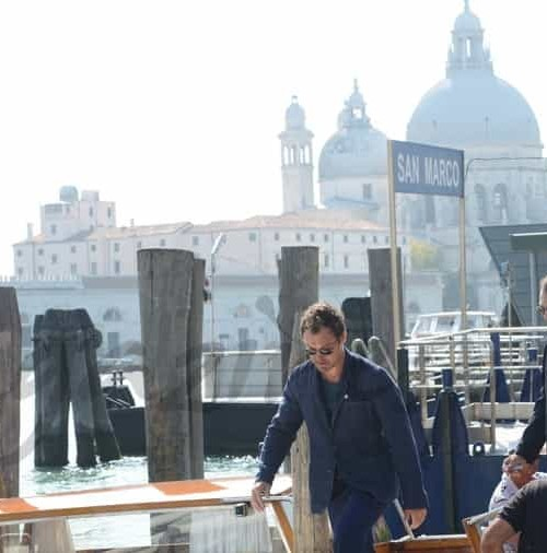 Jude Law, protagoniza un cortometraje
