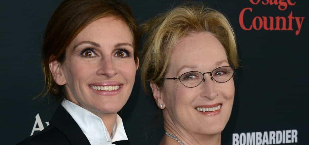 Julia Roberts y Meryl Streep, el tándem perfecto