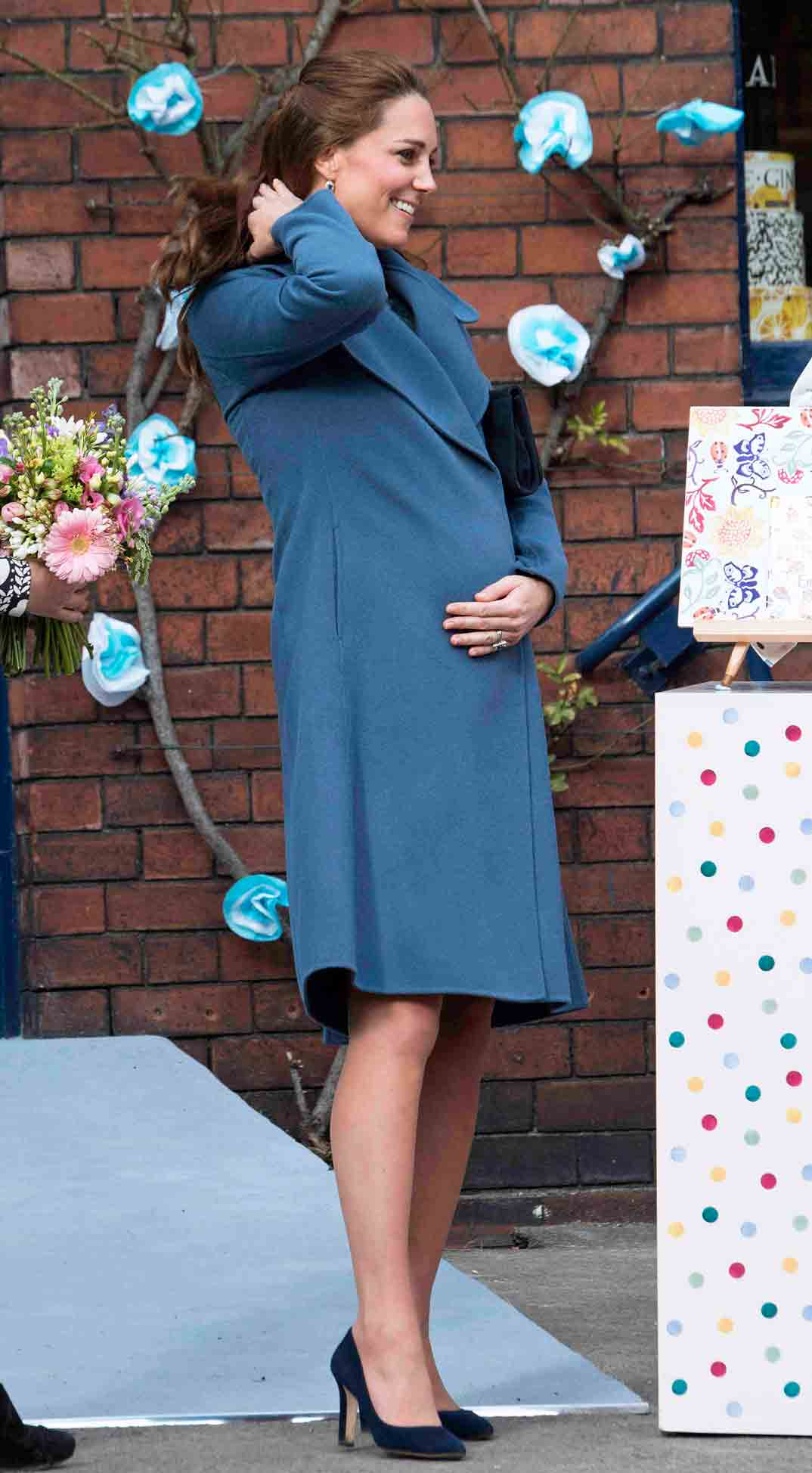 El impecable estilo de la princesa Kate