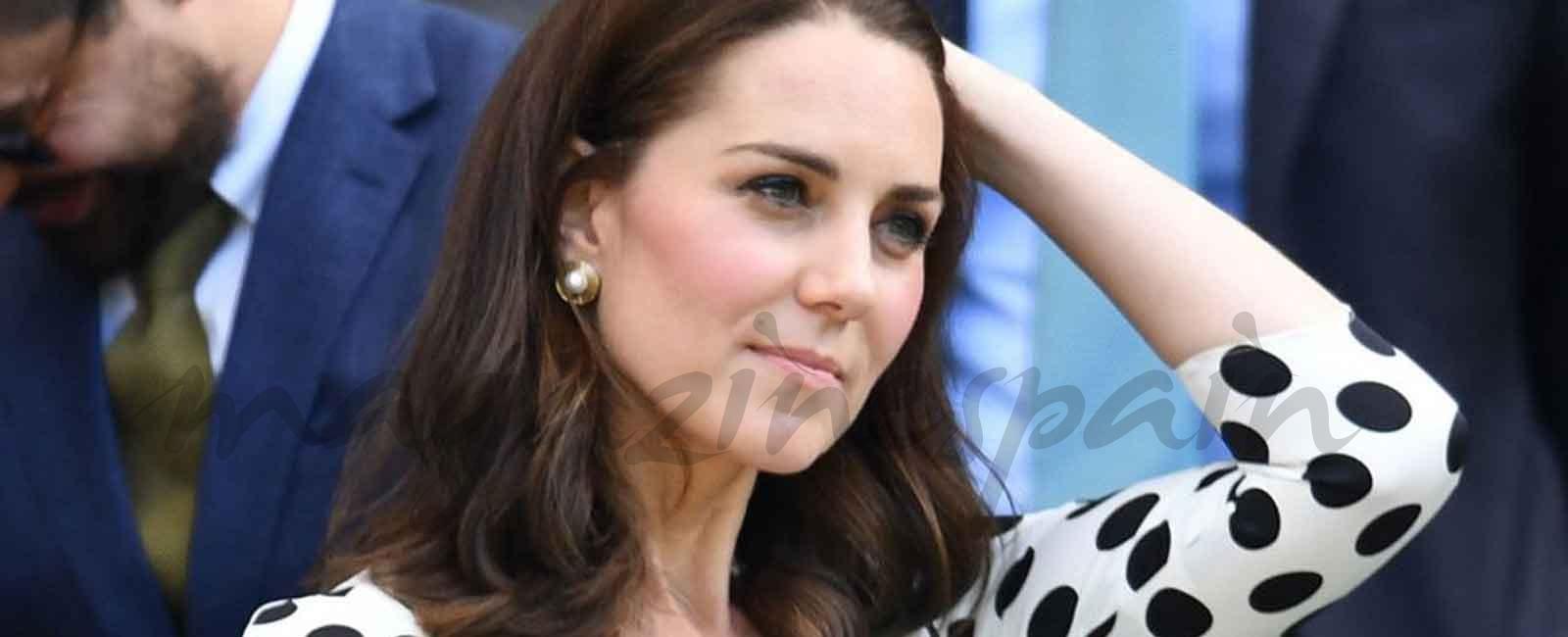KOB, el nuevo corte de Kate Middleton