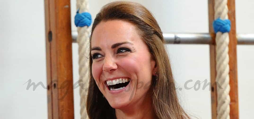 Kate Middleton, la alegría de la familia real inglesa