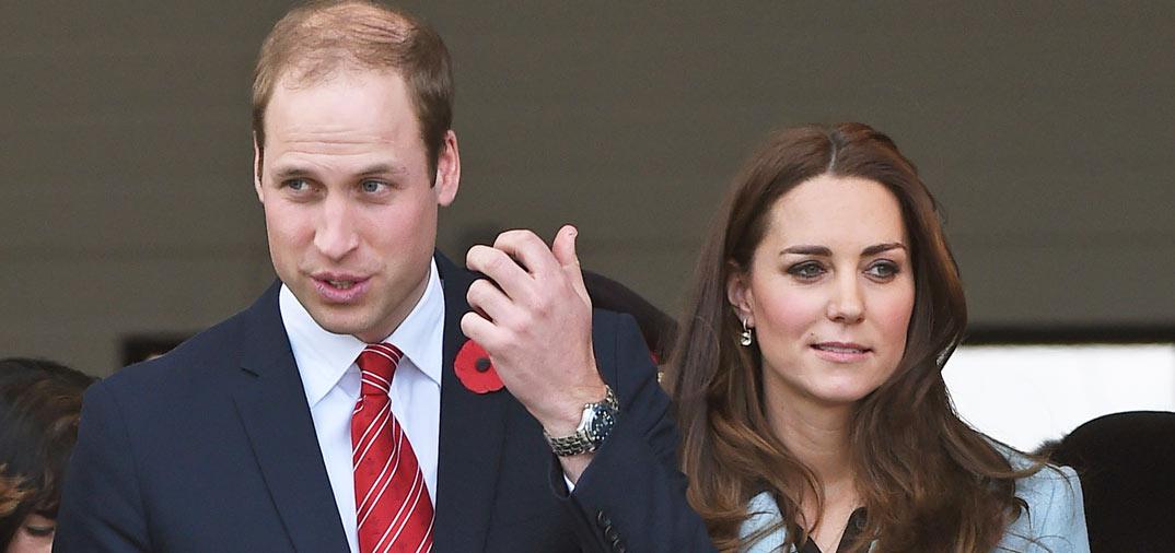 Kate Middleton ya luce embarazo