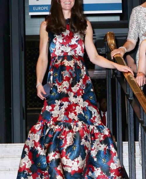 La princesa Kate se viste de Zara…
