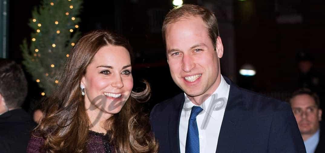 El estilo premamá de la princesa Kate en la Gran Manzana