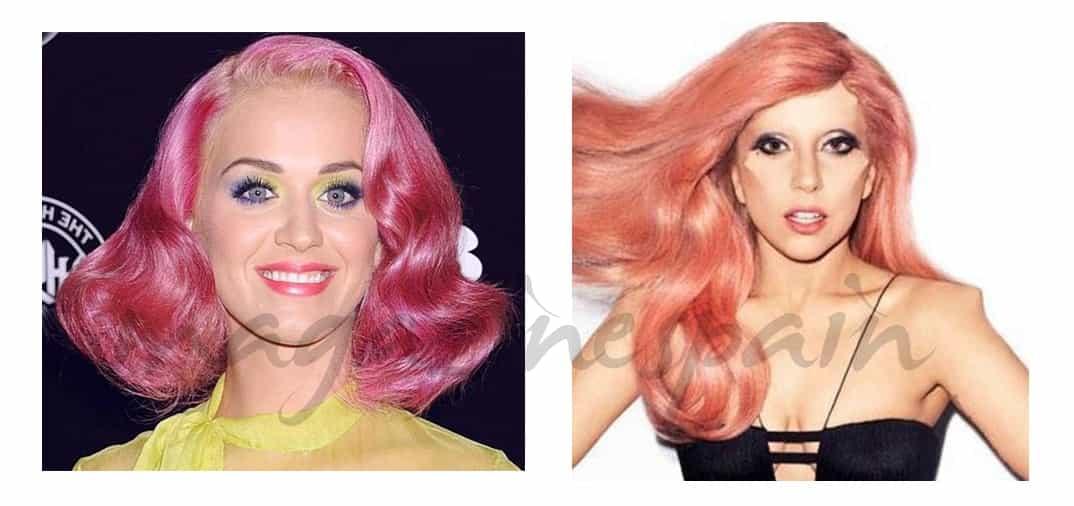 Tiñe tu pelo de rosa cuarzo