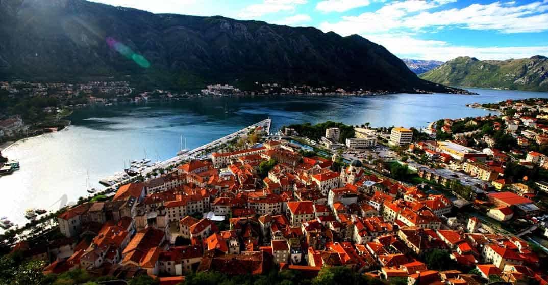 Kotor ciudad Medieval