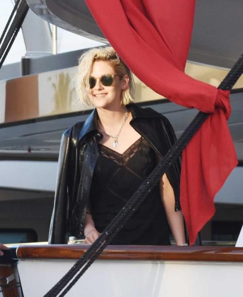 Chanel y Kristen Stewart