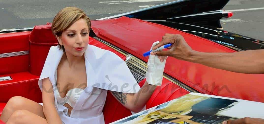 La nueva imagen de Lady Gaga