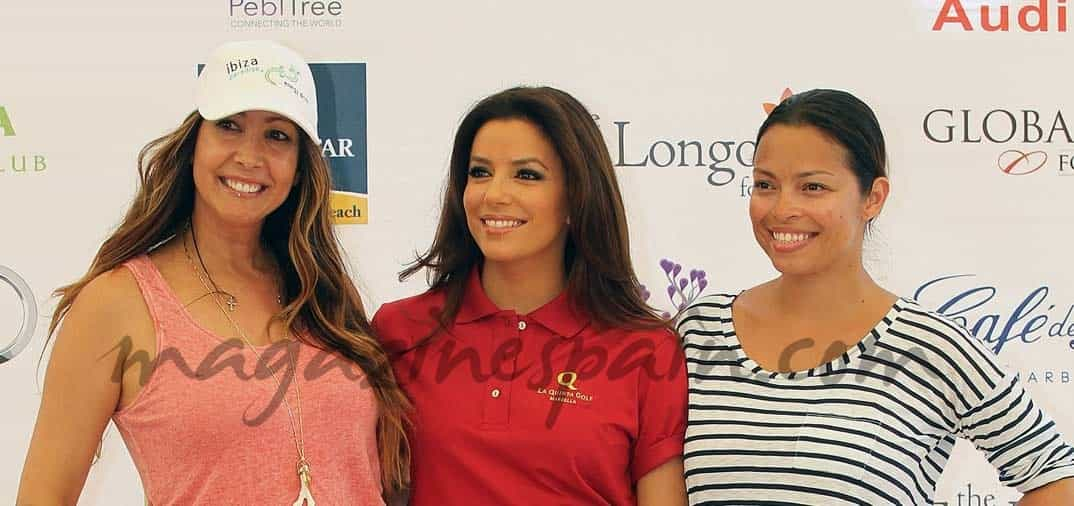 Eva Longoria anfitriona de honor
