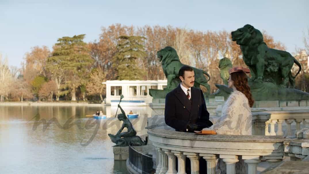 Javier Rey y Blanca Suárez - Lo que escondían sus ojos © Mediaset
