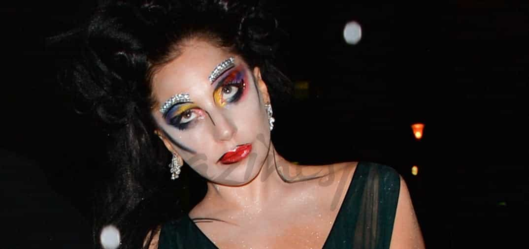 Para Lady Gaga siempre es «Halloween»
