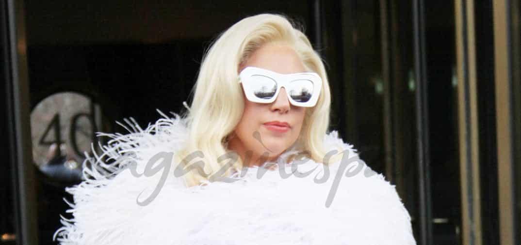 Lady Gaga «blanca» Navidad