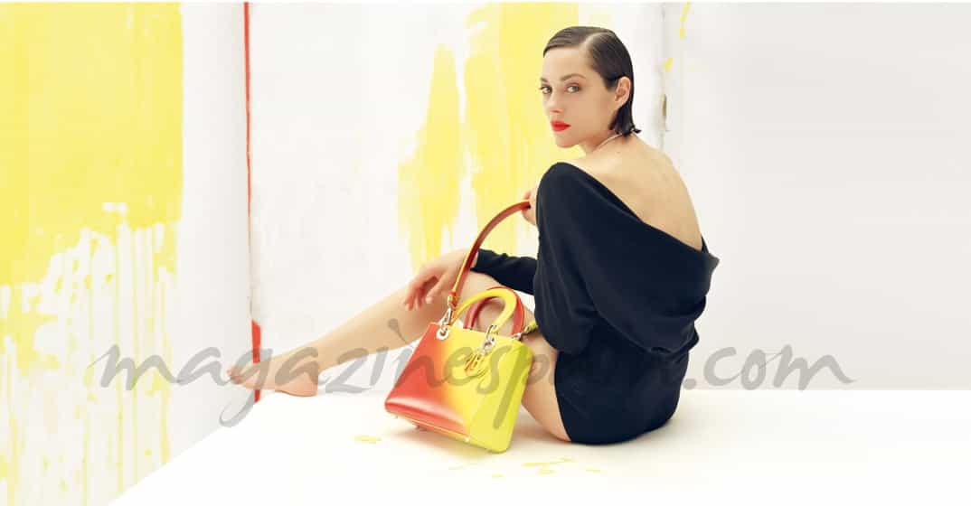 Marion Cotillard toda una Lady Dior