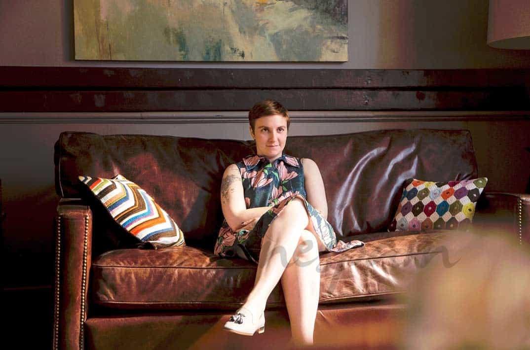 "Lena Dunham - ""Girls"" - © HBO"